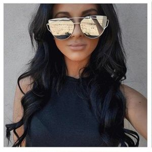 Accessories - Sunny Skies Good Vibes Sunglasses